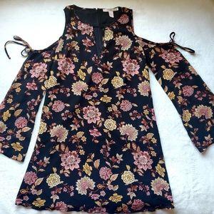 Forever 21 Floral Print Dress